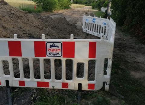 Budowa kanalizacji na ul. Cieplaka-5